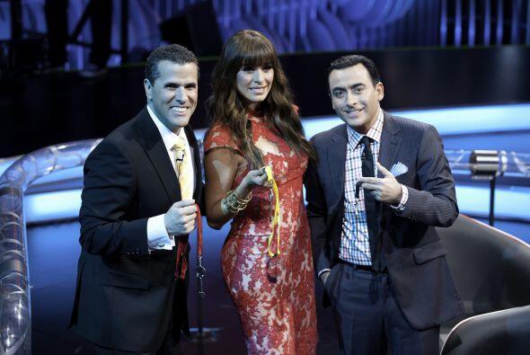 Galilea Montijo, Adal Ramones y Marco Antonio Regil, los jueces de las e...