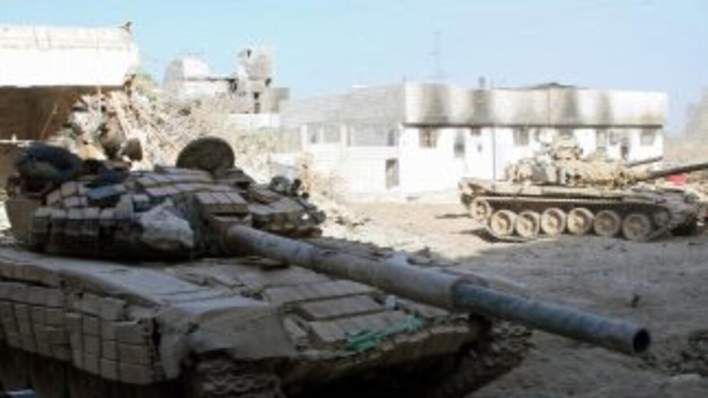 Los inspectores de la ONU pueden visitar el sitio de presuntos ataques q...