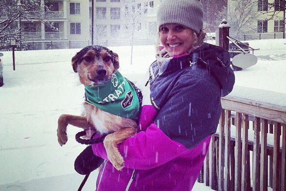 Lindsey Jacobellis y Sochi   También las celebridades del deporte aman a...