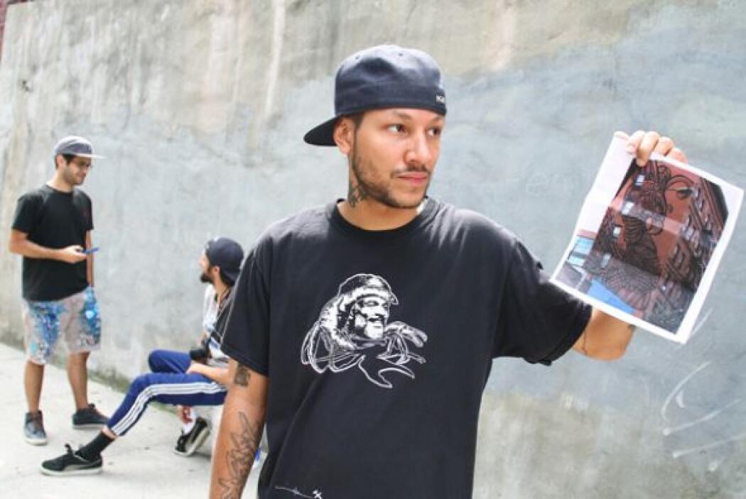 """""""La idea es fomentar un puente cultural entre Puerto Rico y El Barrio, q..."""