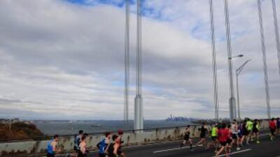 maratón NY