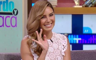 Elizabeth Gutiérrez llegó al show con un vestido blanco y a Raúl casi le...