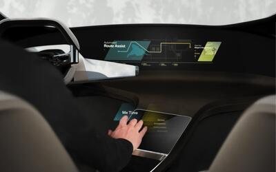 BMW muestra los detalles de los futuros interiores en sus vehículos en C...
