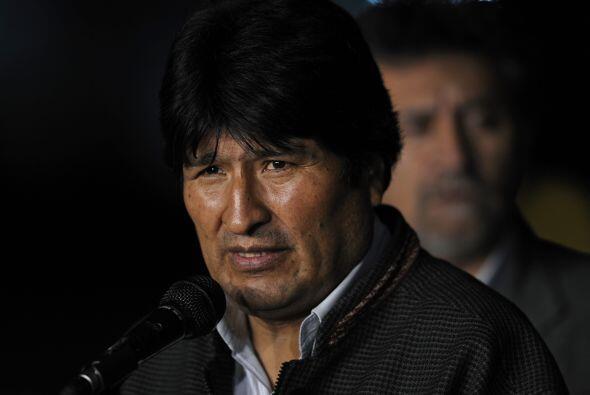 'Evadas, cien frases de Juan Evo Morales Ayma para la historia' es como...