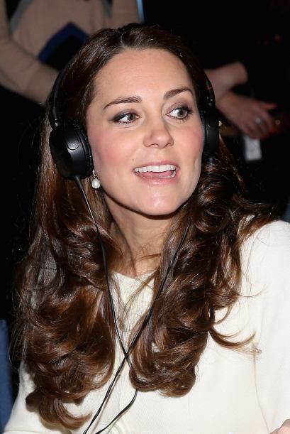 No perdió detalle de la grabación, Kate se ha confesado fa...