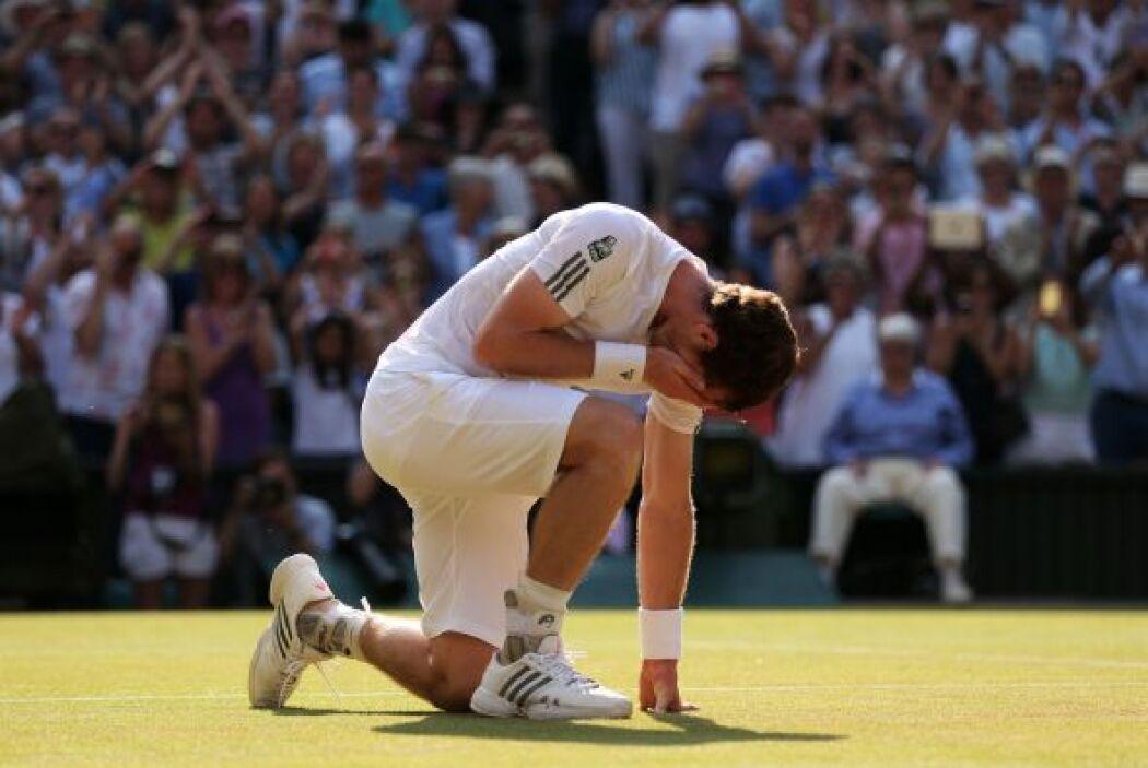 Sus lágrimas resumen la carrera de un jugador fantástico al que siempre...