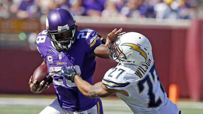 Highlights Temporada 2015 S3: Minnesota Vikings 31-14 San Diego Chargers