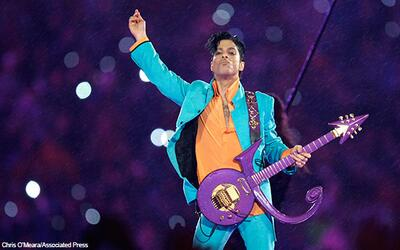 Prince Super Bowl XLI