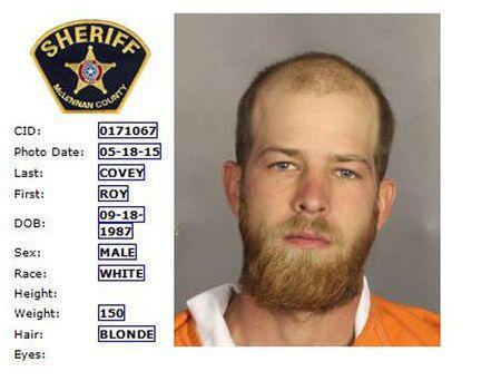 Roy Corvey (Departamento de Policía de Waco).