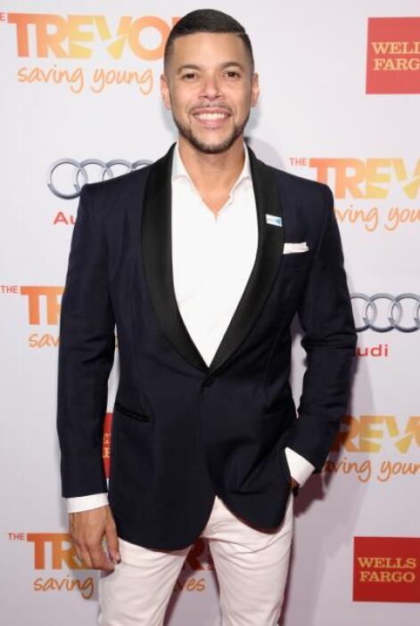 """Wilson Cruz Recordado por el programa """"My So-Called Life"""", el actor es f..."""