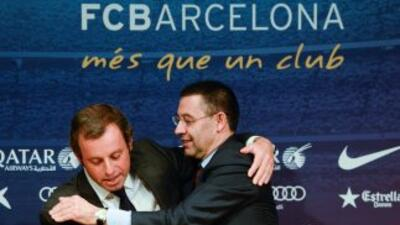 Josep Maria Bartomeu y Sandro Rosell podrían ser sentenciados a prisión...