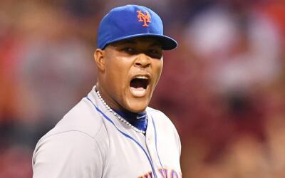 Libre bajo fianza el lanzador dominicano de los Mets, Jeurys Familia