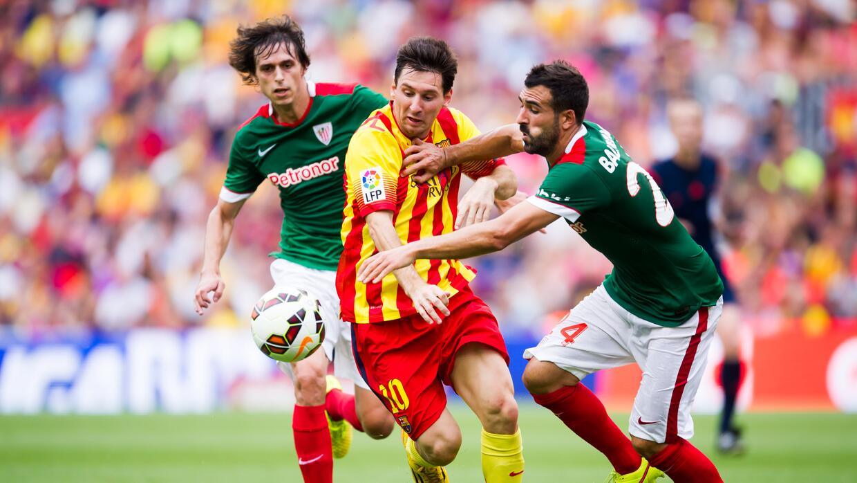 La Final de la Copa del Rey tendrá como protagonistas a catalanes y vascos.