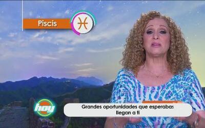 Mizada Piscis 28 de julio de 2016