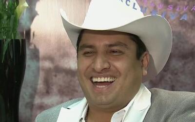 Julión Álvarez confesó que se considera muy cachondo
