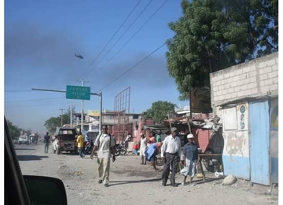El equipo de Univision Noticias estuvo en Haití hace cuatro años, captan...