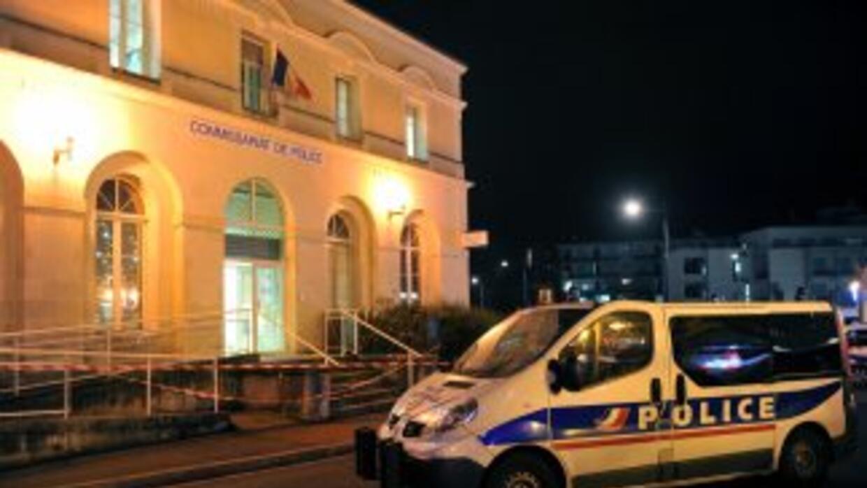Policía Francia. (Archivo)