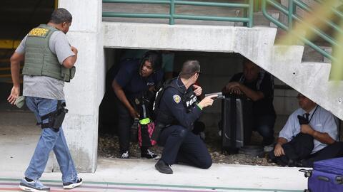 Sospechoso del tiroteo en aeropuerto de Fort Lauderdale será presentado...