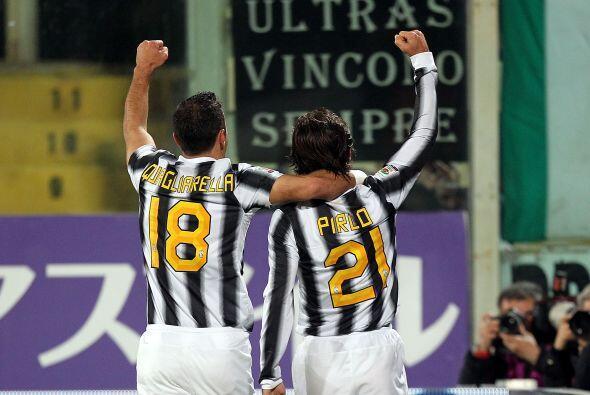 'Il'Architetto', sobrenombre del jugador de la Juventus, demuestra que s...