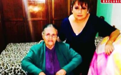 Ma Antonieta Collins con mamá Chapo. Parte 3