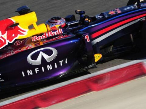 El equipo Red Bull debutó en la Fórmula Uno  en el Gran Pr...