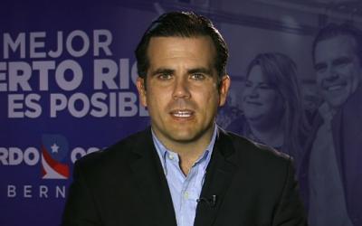 Ricardo Rosselló, gobernador electo de Puerto Rico e hijo del exg...