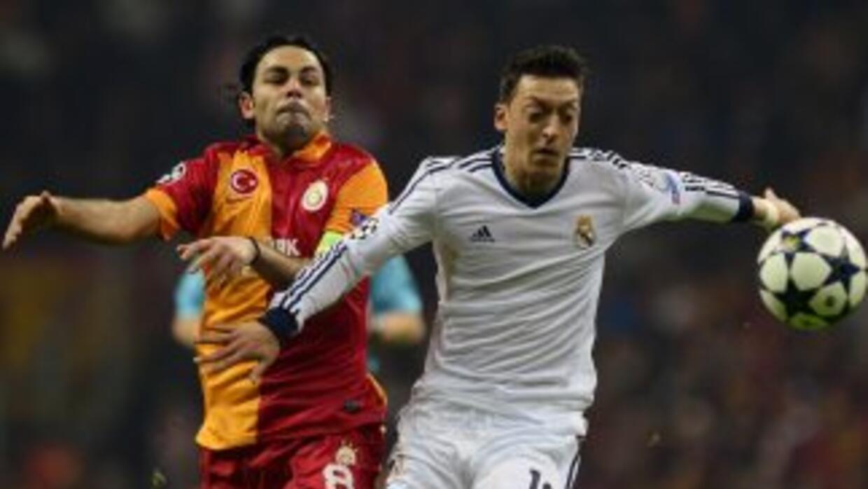Pese a la derrota en suelo turco, los 'Merengues' no vieron peligrar su...