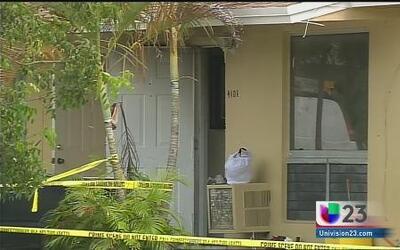 Investigan muerte de hombre en un duplex que se incendió