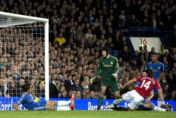 El United había visto desaparecer su ventaja, pero un jugador clave de e...