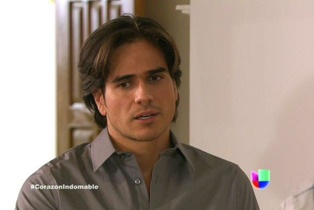 Octavio sólo piensa en encontrar a Maricruz.