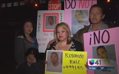 Rolando Ruiz muere tras recibir la inyección letal por el homicidio de u...