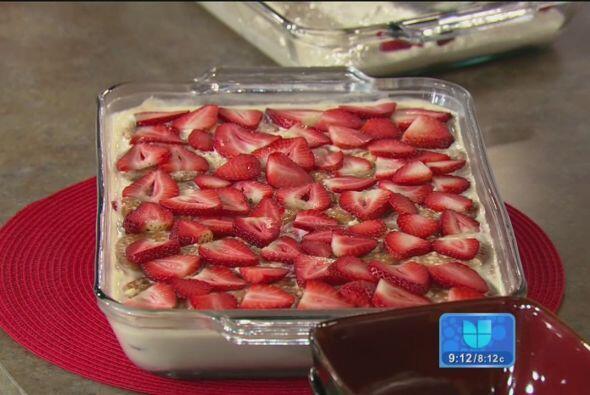 Pastel Helado de Ana Patricia González: En la cocina de Karla, la bella...