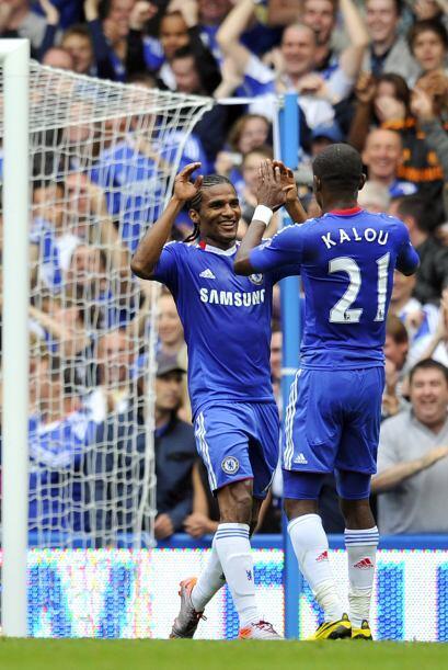 Los 'Blues' no tuvieron mayor problema en hacerse con la victoria gracia...