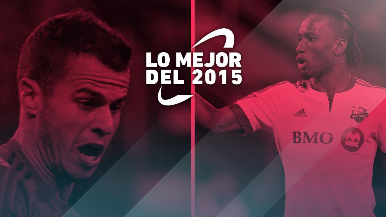 Giovinco y Drogba brillaron en la MLS durante el 2015.
