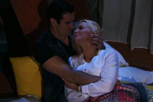 ¡Bravo! Eso es amor y confianza Sofía, nos da mucha alegr&i...