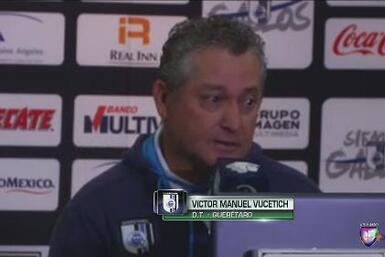 """Víctor Manuel Vucetich: """"La labor fue de todo el plantel"""""""