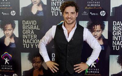 Tras rumores de romance David Bisbal deseó suerte a Zuleyka Rivera