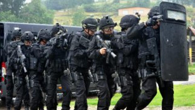 RiañoAseguró que las autoridades colombianas han ganado una gran experi...