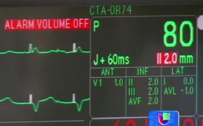Estudio demuestra que es más probable sobrevivir a un infarto de día que...