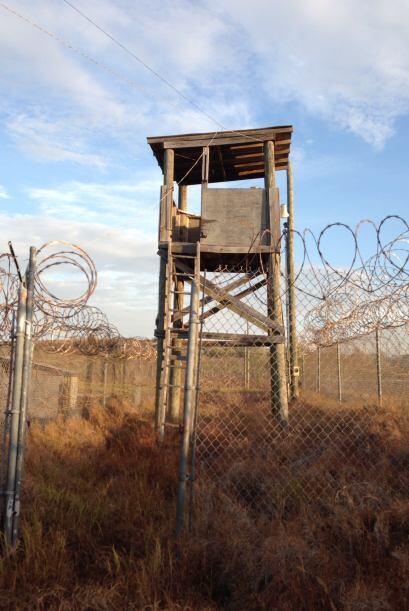 El lugar de los vigilantes. La mayoría de los detenidos son de Af...