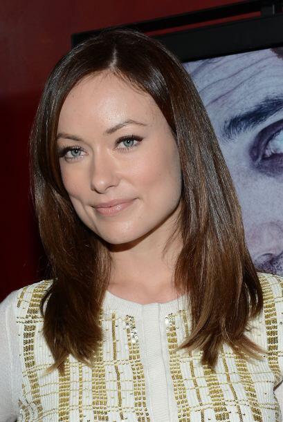 La mujer que es todo un atractivo visual en Hollywood es la actriz Olivi...