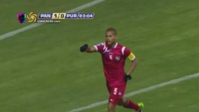 Panamá derrotó 4 - 0 a Puerto Rico en el Premundial Sub - 20 de CONCACAF