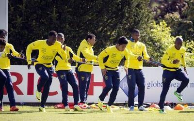 La Tricolor quiere demostrarle al mundo que ya es uno de los equipos ser...