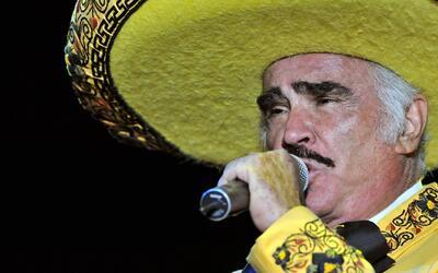 Hay malas noticias de salud para Vicente Fernández