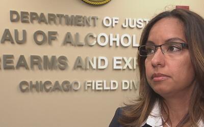 Celinez Núñez, la latina que se convirtió en la nueva agente especial de...