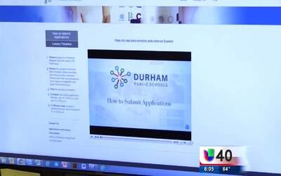 Padres hispanos en Durham logran la traducción al español del formulario...