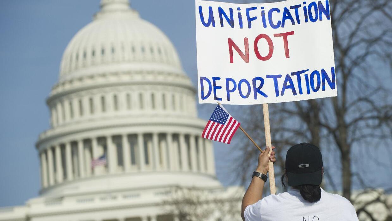 La reforma migratoria depende de lo que diga el Congreso de Estados Unid...