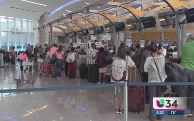 Continúan cancelaciones y retrasos de algunos vuelos de Delta