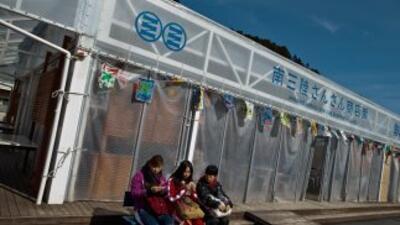 Japón vive actualmente un periodo de fuerte actividad sísmica, según los...