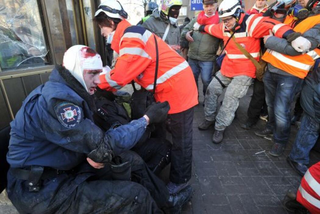Han muerto 25 personas, ocho tras ser hospitalizados en clínicas municip...